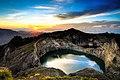 Beautiful Kelimutu at Sunrise.jpg