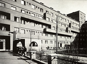 Karl Ehn - The Bebelhof development, 1930