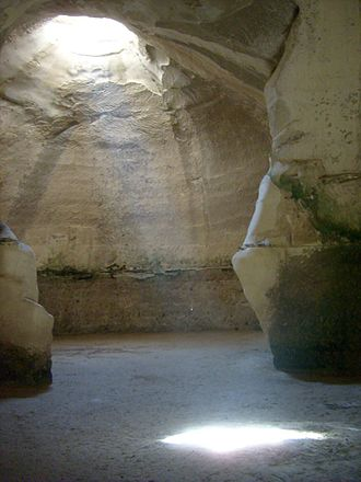 Beit Guvrin National Park - Image: Beit Guvrin 1