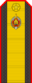 Belarus Police—13 Master Sergeant rank insignia (Gunmetal).png