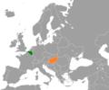 Belgium Hungary Locator.png