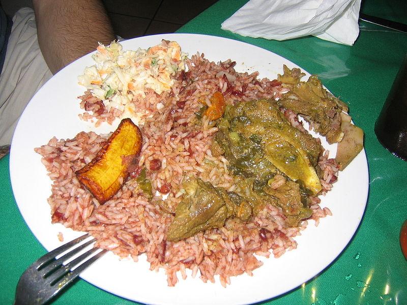 File:Belize mealUploaded on August 4, 2007 by Jimmcclarty.jpg