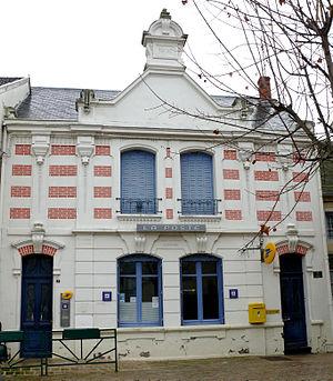 Bellenaves - Post office