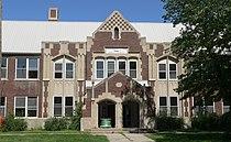Belleville KS old high school S side 3.JPG