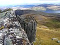 Ben Loyal Summit, An Caisteal - Looking ENE - geograph.org.uk - 1082957.jpg