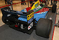 Benetton B190 rear 2010 Pavilion Pit Stop.jpg