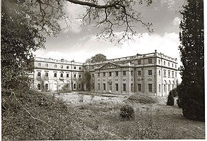 Benham Park - The Valence photographed in 1904
