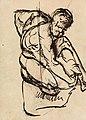 Benjamin Robert Haydon - Figure Study of a Nude Male - B1977.14.2708 - Yale Center for British Art.jpg
