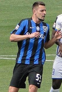 Berat Djimsiti Albanian footballer