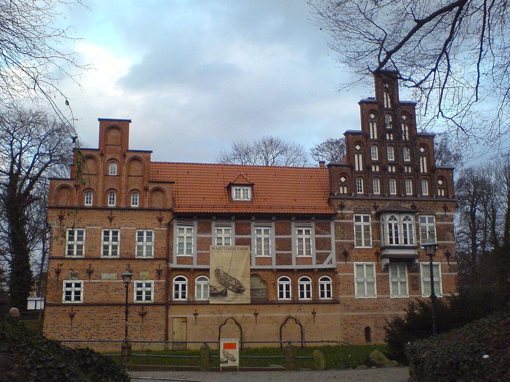 ベルゲドルフ城、ドイツ、観光