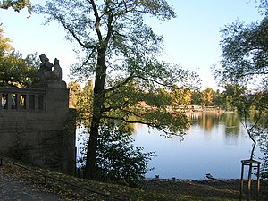 Weißer See (Berlin) - Image: Berlin Weisser See