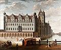 Berliner Schloss um 1690 von der langen Brücke Abraham Jansz. Begeyn.jpg