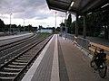 Bhf. Coesfeld 07- 2012, Was nicht passt, wird passend gemacht. - panoramio.jpg