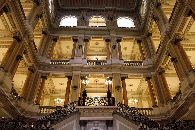 Biblioteca Nacional do Brasil, hall, 01.JPG