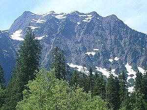 Big Four Mountain - Big Four Mountain