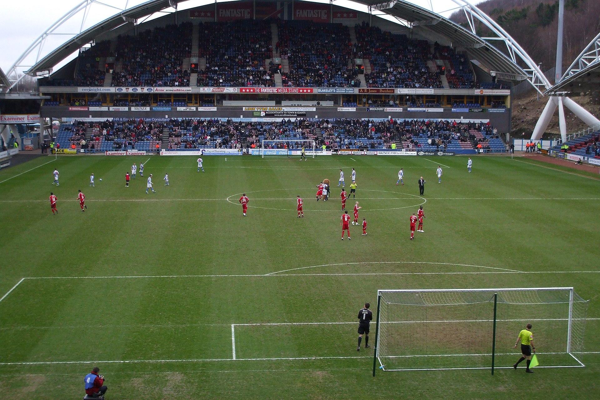 Huddersfield Town AFC - Wikipedia
