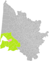 Biganos (Gironde) dans son Arrondissement.png