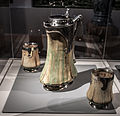 Bigot - Drinking set, Jug with lid and two cups.jpg