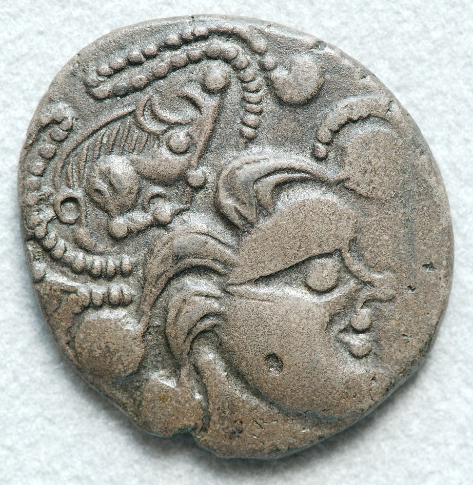 Billon stater boar Baiocasses CdM Paris