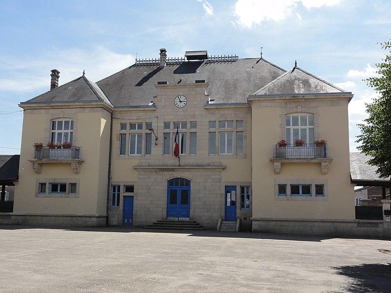 Billy-sous-Mangiennes (Meuse) école