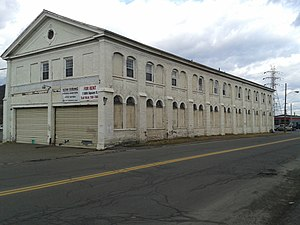 National Register of Historic Places listings in Broome County, New York - Image: Binghamton Railway Company Complex