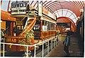 Birkenhead - old tram at Mersey Ferry Terminal - geograph.org.uk - 97978.jpg