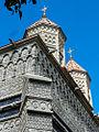 Biserica Sf. Trei Ierarhi, Iași - turle.jpg