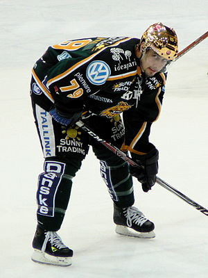 Mike Bishai - Bishai playing for Ilves
