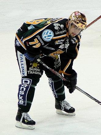 Mike Bishai - Bishai playing for Ilves