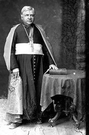 Jean-Baptiste Salpointe - Image: Bishopsalpointe