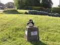 Bishopston Fundamental Benchmark - geograph.org.uk - 1371265.jpg