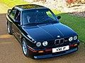 Black BMW M3 E30 fr.jpg