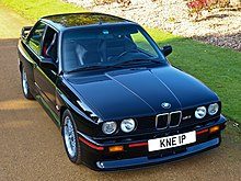 BMW Series E Wikipedia - Bmw 325i m3