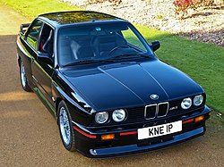 BMW M3 Sport Evolution (1990)