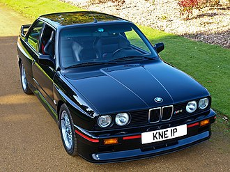 BMW M3 - BMW E30 M3 Sport Evolution