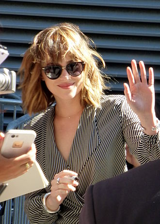 Dakota Johnson - Johnson at a press conference for Black Mass, on September 7, 2015