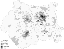 Black West Yorkshire 2011 census.png