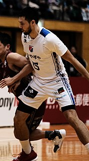 Blake Aoki Borysewicz basketball player (1993-)