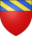 Blason Lyon Antique.svg