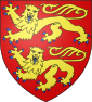 Coat of arms of Normandy của Normandy