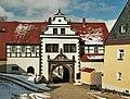 Blick auf das Torhaus von Schloss Lauenstein im Osterzgebirge (Lauenstein castle) - geograph.org.uk - 8038.jpg