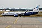 Blue Air, YR-BMK, Boeing 737-82R (44341900662).jpg