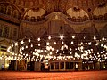 Blue Mosque Interior 2009.JPG