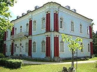 President of Montenegro - Image: Blue palace