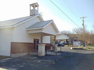 Bluff Dale, Texas - Image: Bluff Dale Church of Christ