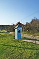 Boží muka u mostu přes Žďárský potok, Sloup, okres Blansko.jpg