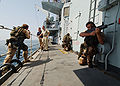 Boarding Procedures demonstrated by the British Royal Marines.jpg