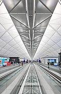 Boarding gates 29 and 30 at the Hong Kong International Airport (Hong Kong).jpg
