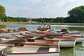Boats on the canal, Versailles August 2013.jpg