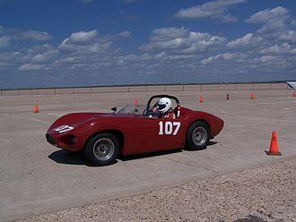 Bocar - 1960 Bocar XP-5 Serial No. 007.